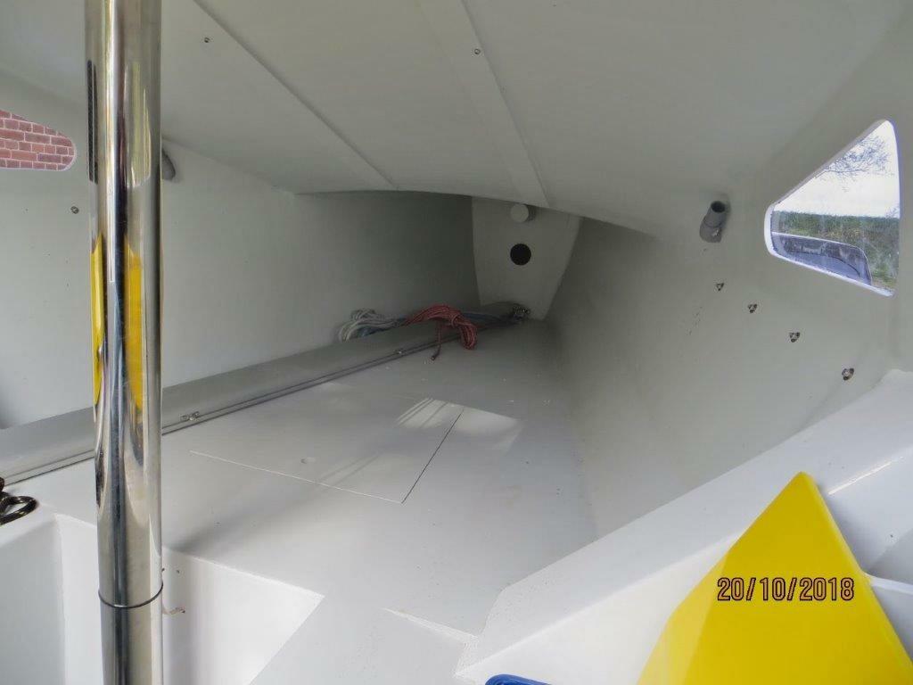Kajuitzeilboten en Zeiljachten Trailerbare Trimaran Scarab 650 Sport foto 10