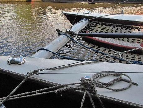 Kajuitzeilboten en Zeiljachten Wadden Catamaran Wadvogel 33 foto 8