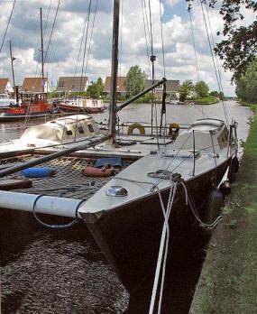 Kajuitzeilboten en Zeiljachten Wadden Catamaran Wadvogel 33 foto 9