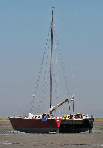 Kajuitzeilboten en Zeiljachten Wadden Catamaran Wadvogel 33 foto 2