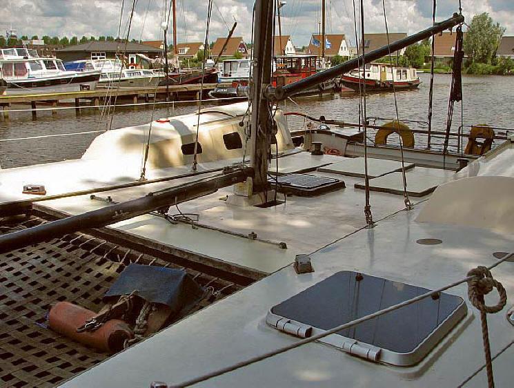Kajuitzeilboten en Zeiljachten Wadden Catamaran Wadvogel 33 foto 3