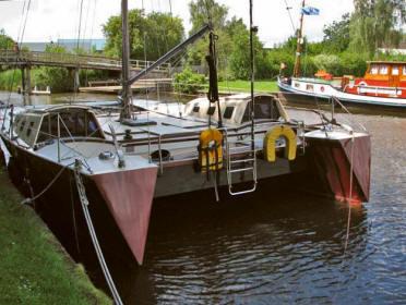 Kajuitzeilboten en Zeiljachten Wadden Catamaran Wadvogel 33 foto 4