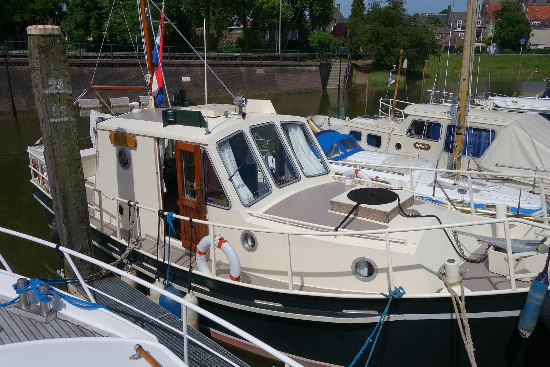 Motorkruisers en Jachten Merwester Trawler foto 3
