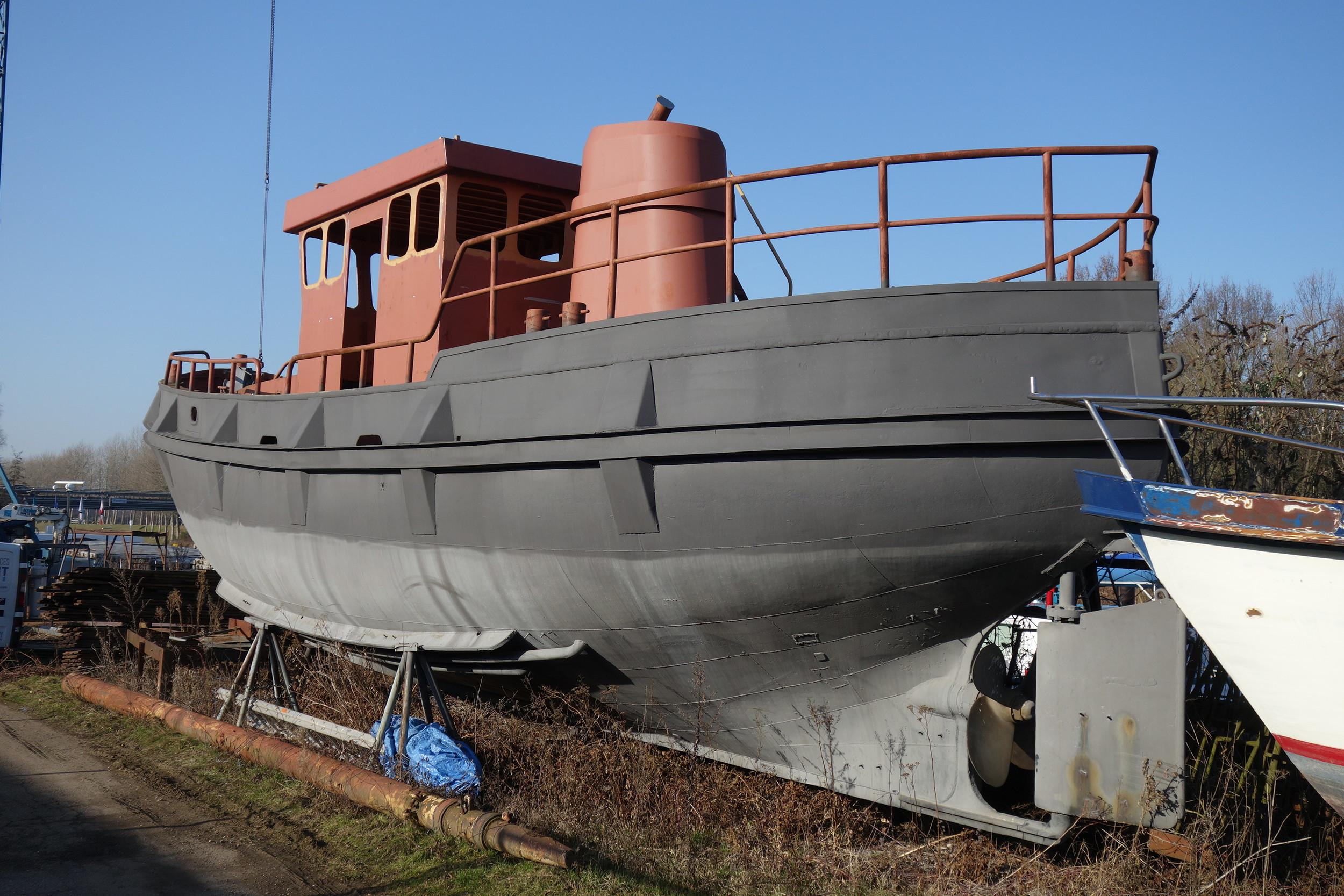 Ex-beroeps Zeesleper
