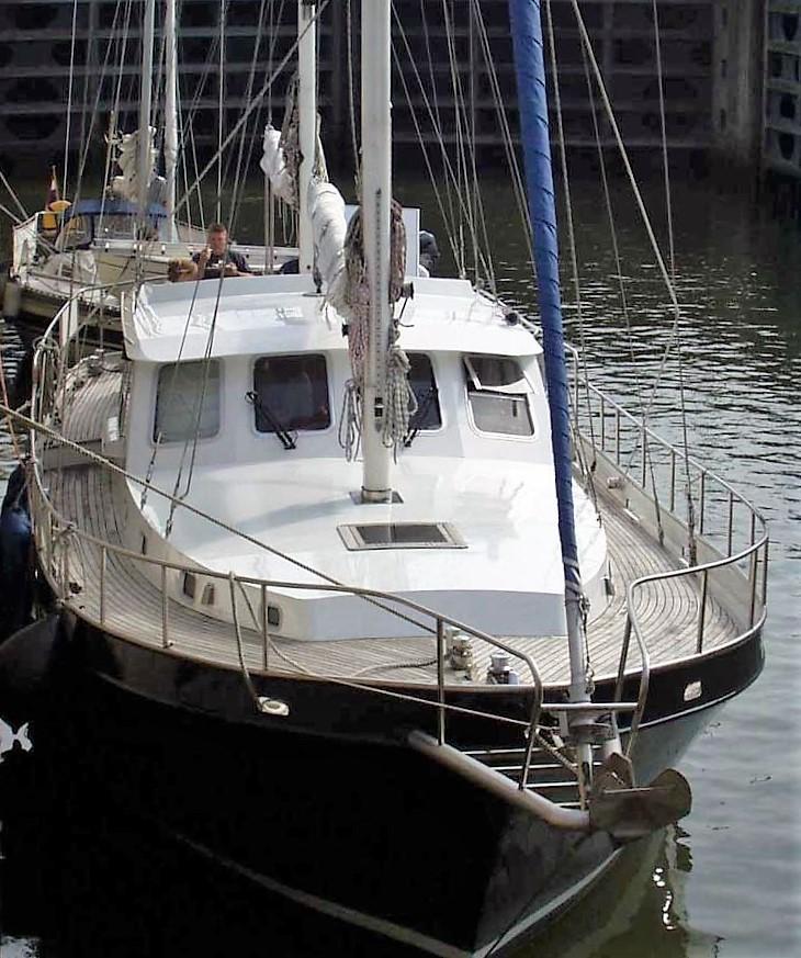 Kajuitzeilboten en Zeiljachten Volkerak Clipper foto 5