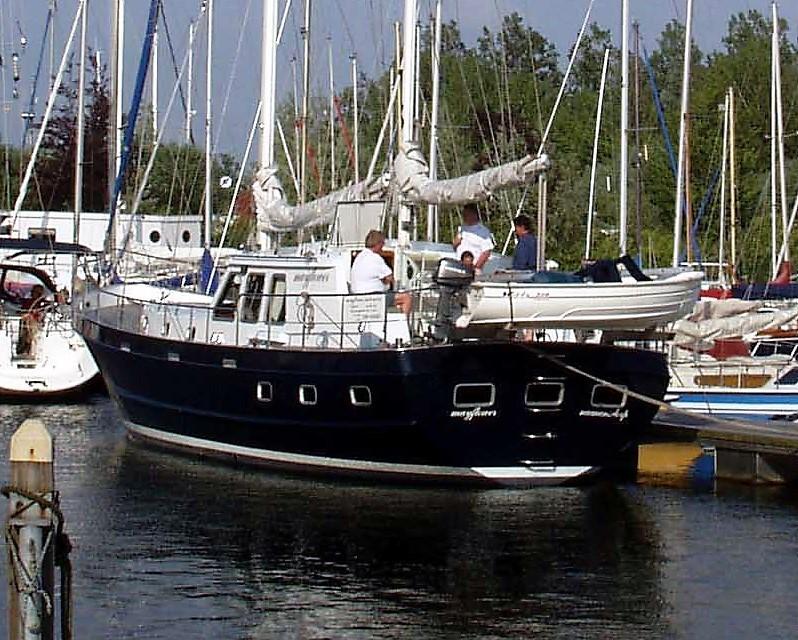 Kajuitzeilboten en Zeiljachten Volkerak Clipper foto 8