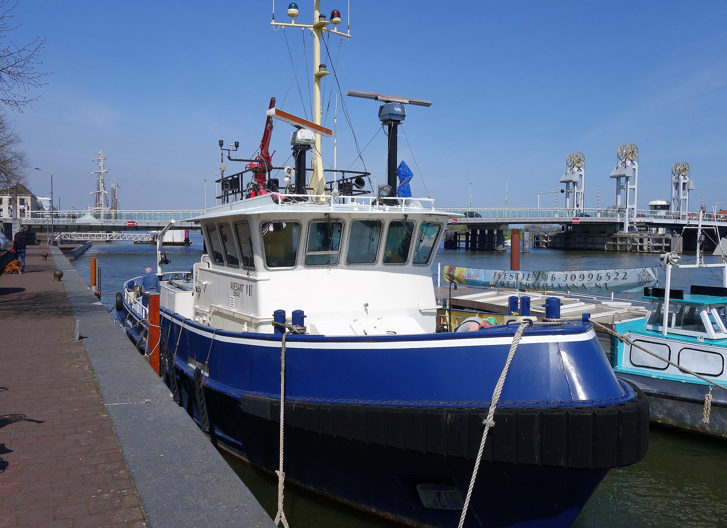 Ex -Patrouilleboot V87
