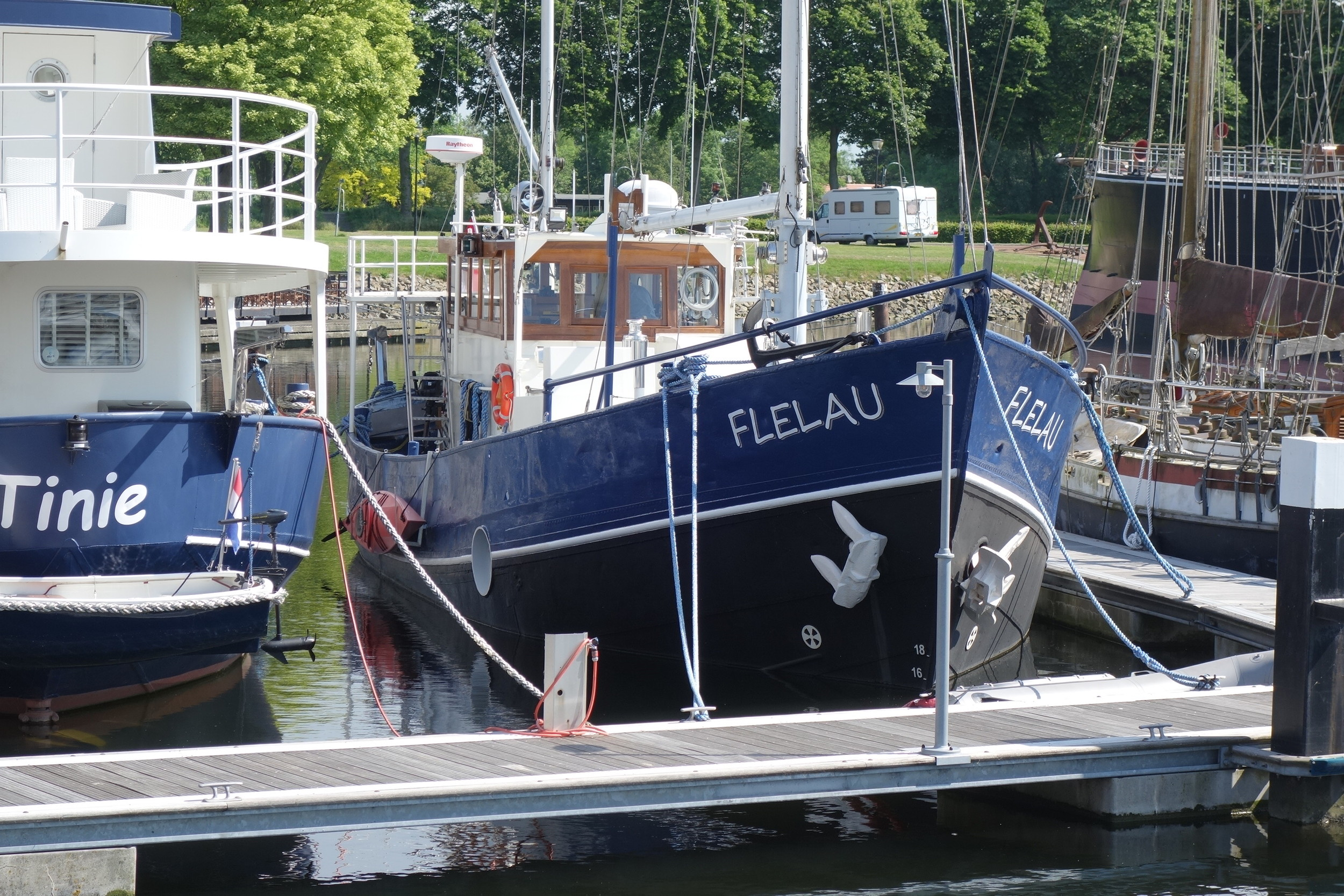 Kajuitzeilboten en Zeiljachten Zeilkotter 58' foto 2