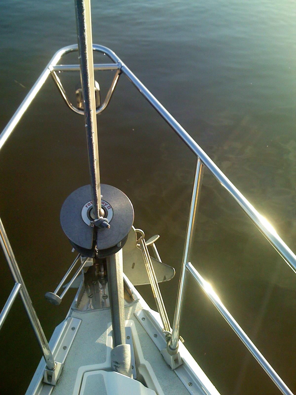 Kajuitzeilboten en Zeiljachten Moody 376 Cc foto 6