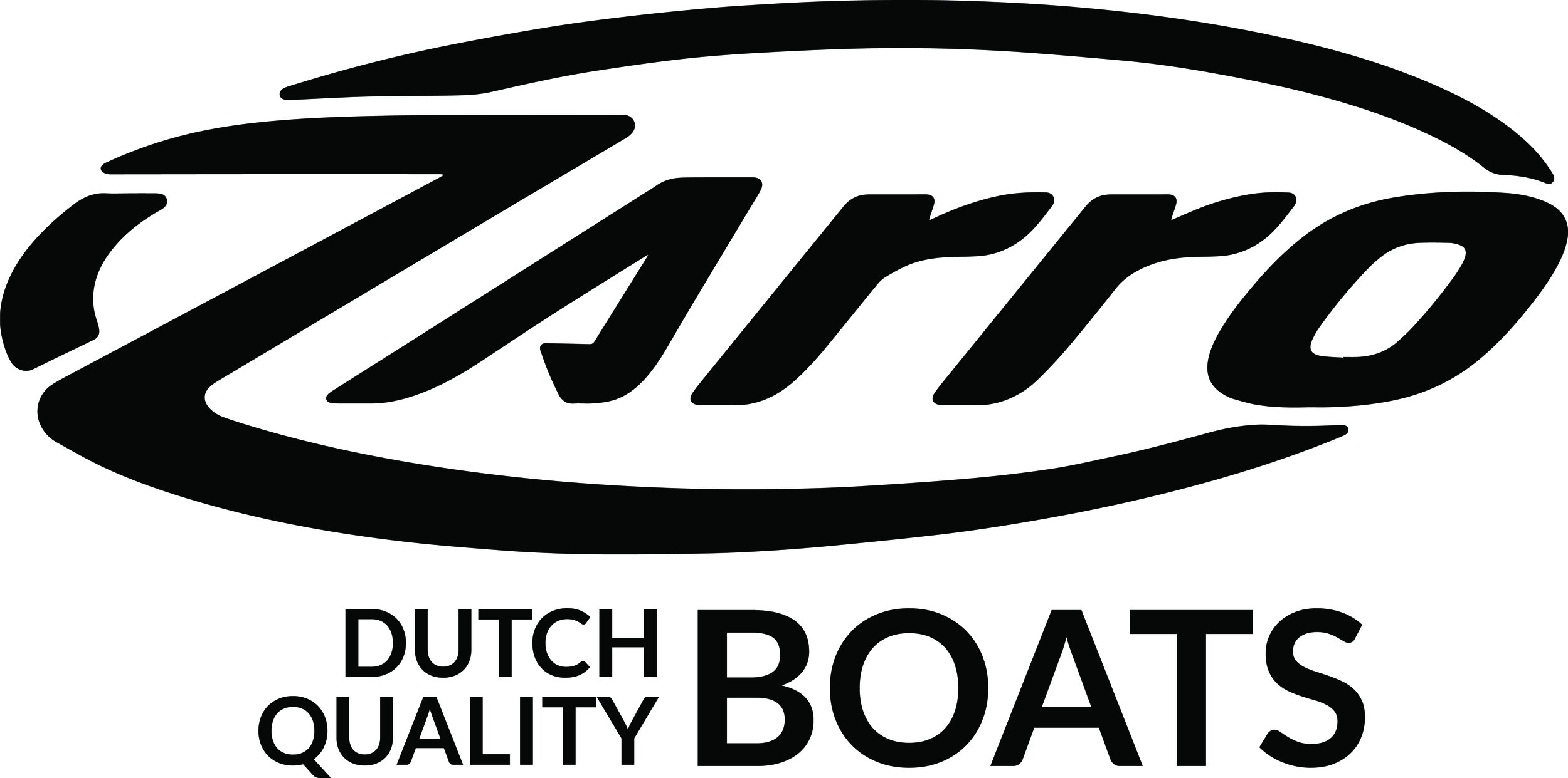 Logo - Zarro Dutch Quality Boats